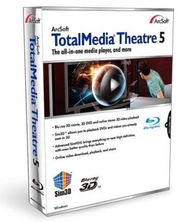 ArcSoft TotalMedia Theatre 5.0.1.86