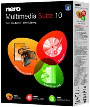 Nero Multimedia Suite 10.0.13200